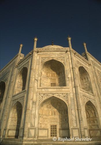 Colors of the Taj