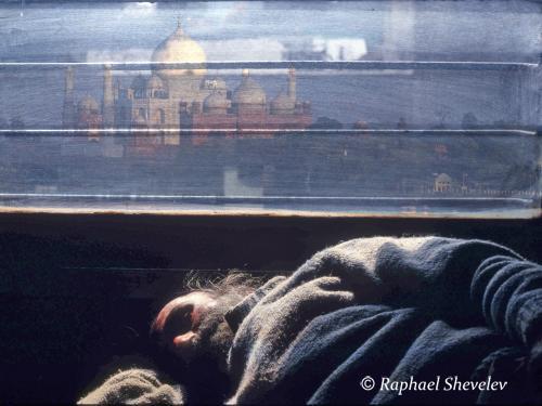 Dreaming of the Taj