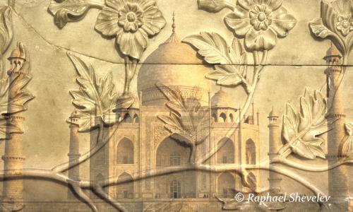 Floral Taj