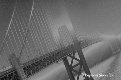 Golden Gate Winter