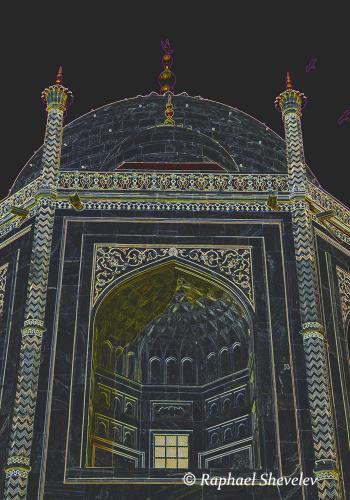 Graphic Taj
