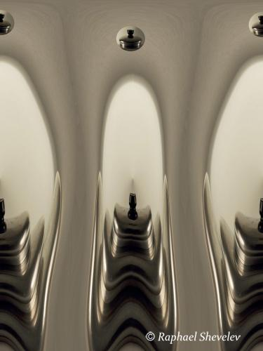 Kitchen Storage abstract image digital art photograph Raphael Shevelev