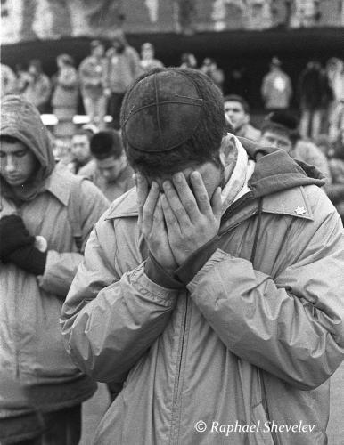 Mourning in Majdanek