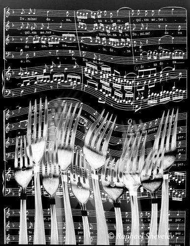 Mozart Fork Chorus