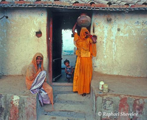 Rohet Villagers