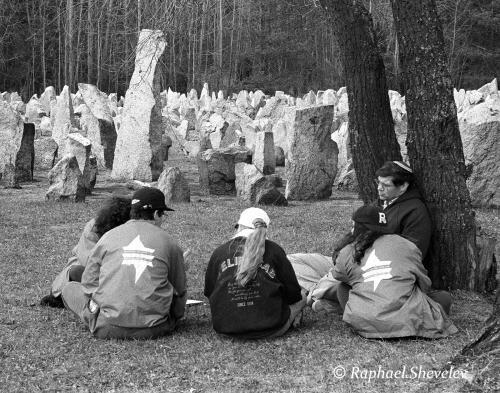 Learning at the Stones of Treblinka
