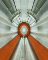 Linear Accelerator abstract digital art photograph Raphael Shevelev