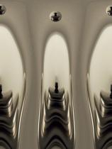 Kitchen Storage abstract image digital art photograph Raphael Shevelev