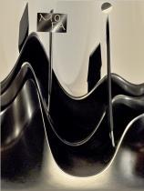 Museum Future Art abstract image digital photograph Raphael Shevelev